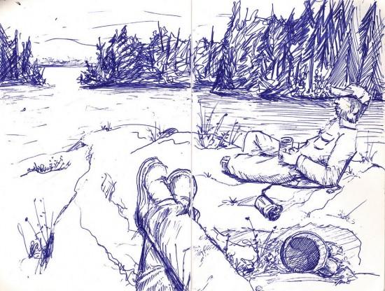 Wade's Drawing